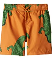 mini rodini - Crocco Swimshorts (Infant/Toddler/Little Kids/Big Kids)