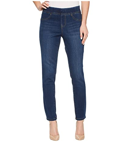 Jag Jeans Marla Pull-On Denim Leggings (Mid Indigo) Women