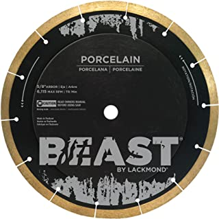 Lackmond Beast Pro Porcelain Saw Blade - 7