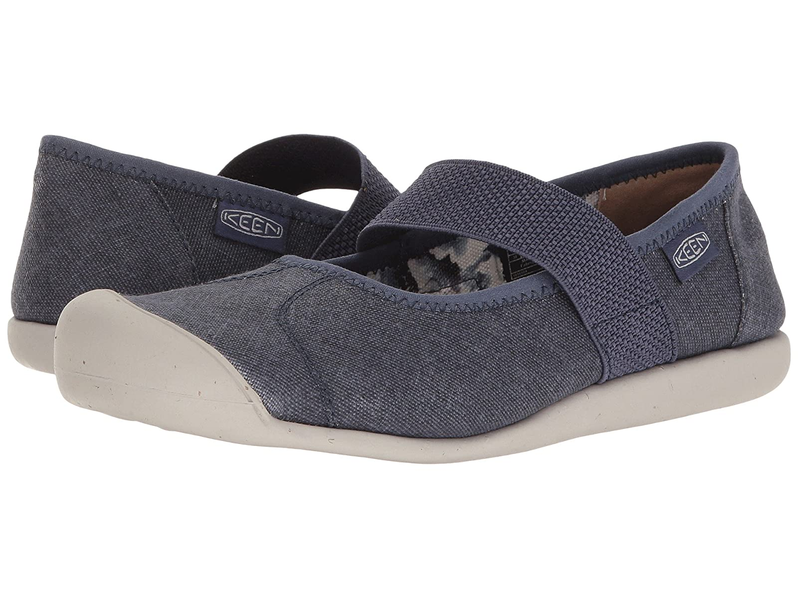 Keen Sienna MJ CanvasAtmospheric grades have affordable shoes