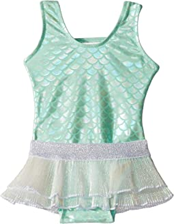 Metallic Mermaid One-Piece (Infant/Toddler)