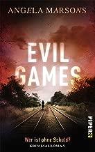 Evil Games – Wer ist ohne Schuld?: Kriminalroman (Kim-Stone-Reihe 2) (German Edition)