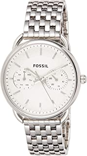 Fossil Women's Es3712 Tailor Tone Stainless Steel Watch