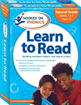 Hooked on Phonics Learn to Read - Second Grade: Levels 1&2 Complete (Ages 7-8) (4)