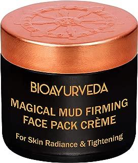 magic mud face mask