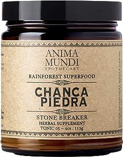 Anima Mundi Chanca Piedra Powder - Pure Wildcrafted Amazonian Superfood Herb Extract, Liver Detox, Gallbladder & Kidney Su...