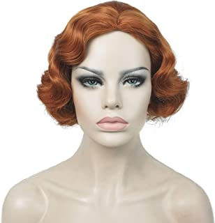 Best short red hair wig Reviews