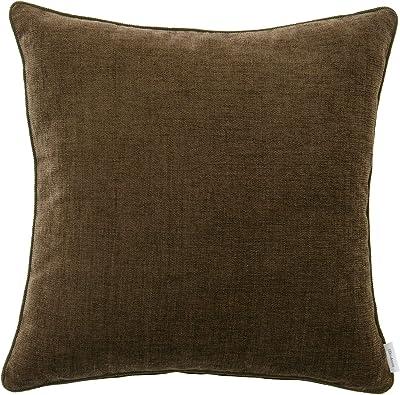 川島織物セルコン フィーロ クッションカバー サイズ:45x45㎝ 色:BR