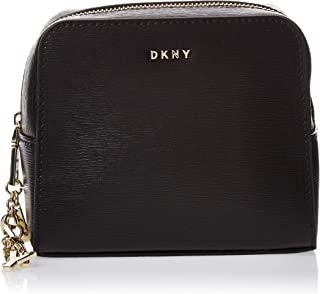 DKNY Cosmetic Bag for Women- Black