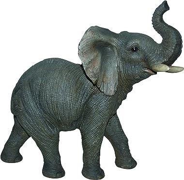 Vivid Arts XRL-ELPH-DM Eléphant, Ornement en Résine