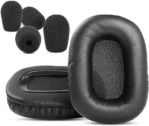 lowest YDYBZB Ear Pads Replacement B450-XT Microphone Foam Compatible with VXI Blueparrott online B450-XT B450XT Bluetooth Headset Mod Kit Ear Cushions Cups (Ear Pads wholesale + Microphone Foam) sale