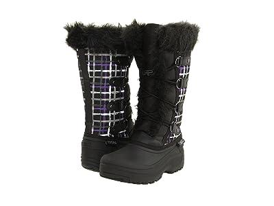 Tundra Boots Diana (Black/Purple) Women