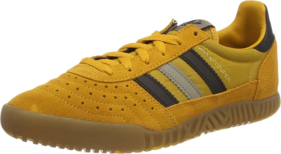 Adidas Indoor Super Chaussures Sportives, Homme