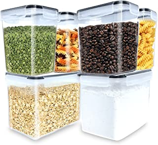 Best clear plastic airtight containers Reviews
