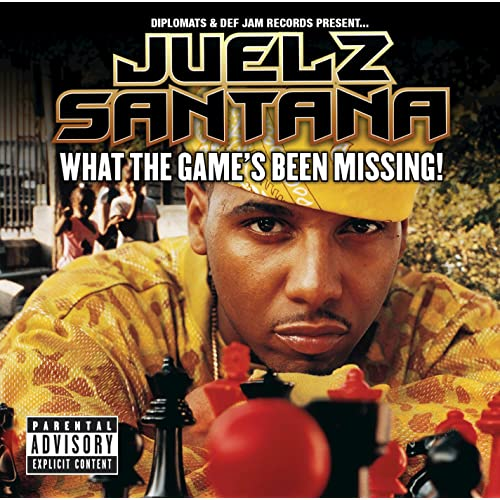 juelz santana what the games been missing mp3
