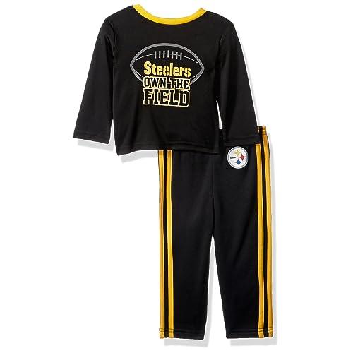 promo code 00f31 d23dc Steelers Kids Apparel: Amazon.com