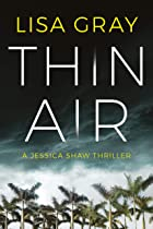 Cover image of Thin Air by Lisa Gray