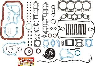 Fits 91-95 Toyota MR2 Celica Turbo 2.0L DOHC 3SGTE Full Gasket Set Head Bolts