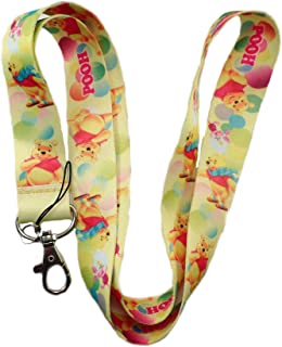 Winnie The Pooh Pastels Lanyard I.D. Holder by Superheroes