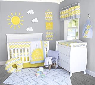 Pam Grace Creations 13 Piece Crib Bedding Set, Sunshine
