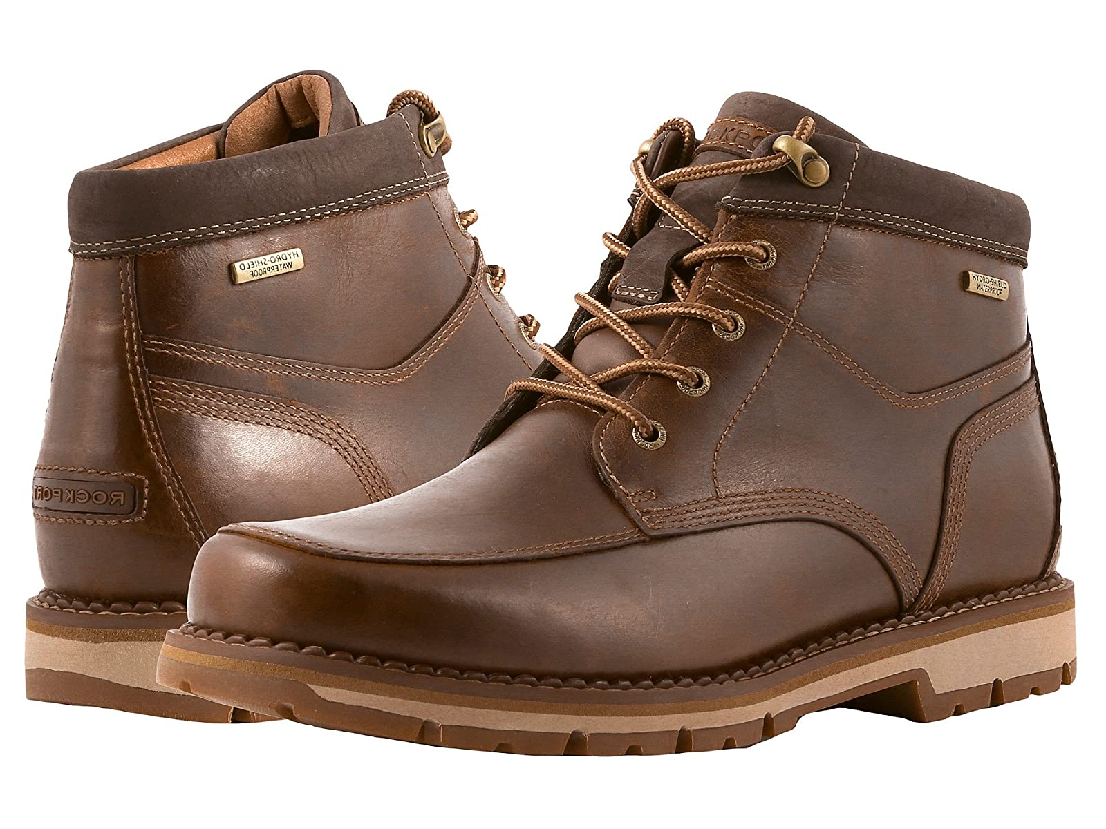 Rockport Centry Panel Toe Boot WaterproofEconomical and quality shoes
