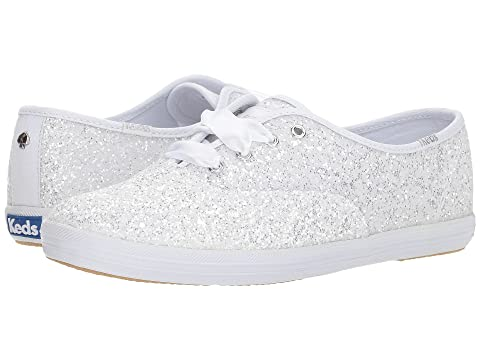 Keds x kate spade new york Bridal Triple Decker Pearlized Foxing
