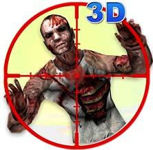Alien Zombie Sniper Counter War 3D