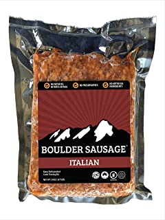 Boulder Sausage Italian Ground [6-Pack]