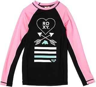 Roxy Big Girls' Rocker Rashguard Shirt
