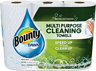 Bounty 92379EA Paper Towels with Dawn, 2-Ply, 11