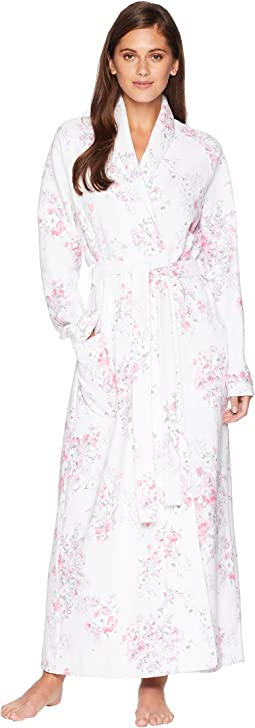 Diamond Quilt Wrap Robe
