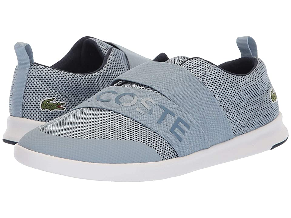 Lacoste Avenir Slip 318 2 (Light Blue/Navy) Women