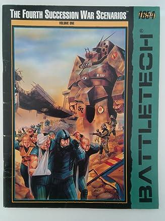 Fourth Succession War Scenarios, Volume 1 (Battletech)