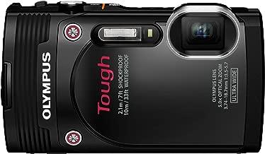 Olympus Stylus TG-850 IHS 16 MP Digital Camera (Black)