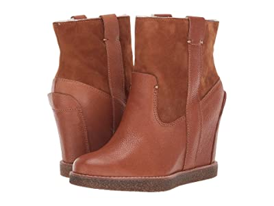 Dolce Vita Pavlos (Cognac Leather) Women