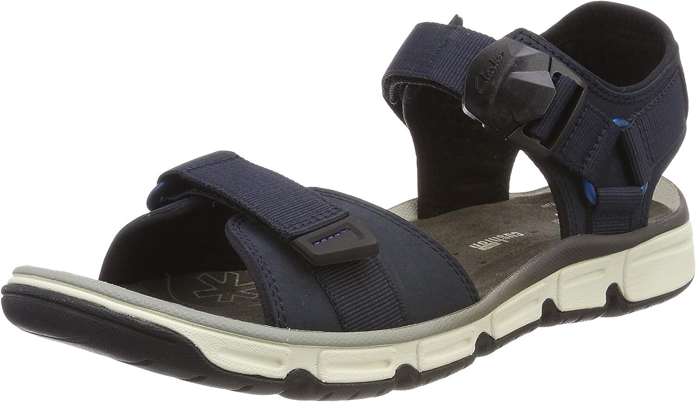 Clarks Men's Explore Part Sling Back Sandals