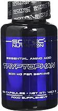 Scitec Nutrition Tryptophan Essential Amino Acid Capsules – 60 Caps