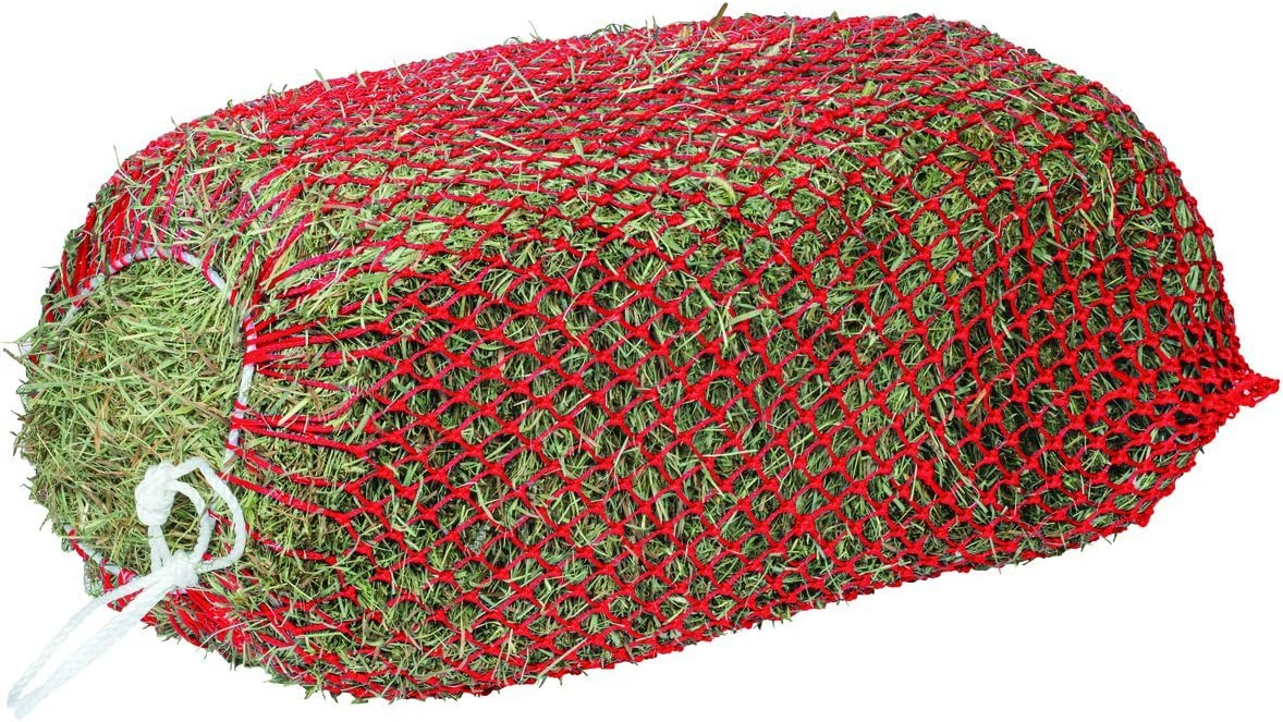 Weaver High material Leather Slow Feed Bale Net Max 77% OFF Hay