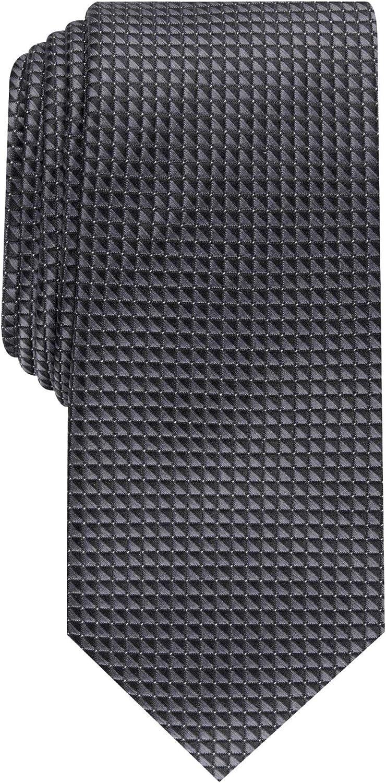 Alfani Mens Butler Mini Silk Blend Business Neck Tie