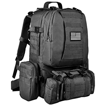 CVLIFE Tactical Military Backpack
