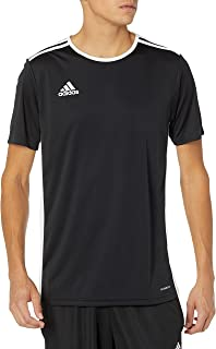 Amazon.com: adidas black soccer jersey