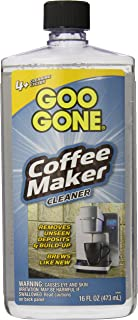 Goo Gone Coffee Maker Cleaner, 16 Fluid Ounce