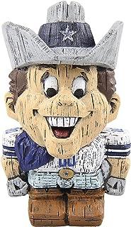 FOCO NFL Dallas Cowboys Unisex Mascot EEKEEZ FIGURNEMASCOT EEKEEZ FIGURNE, Team Color, OS