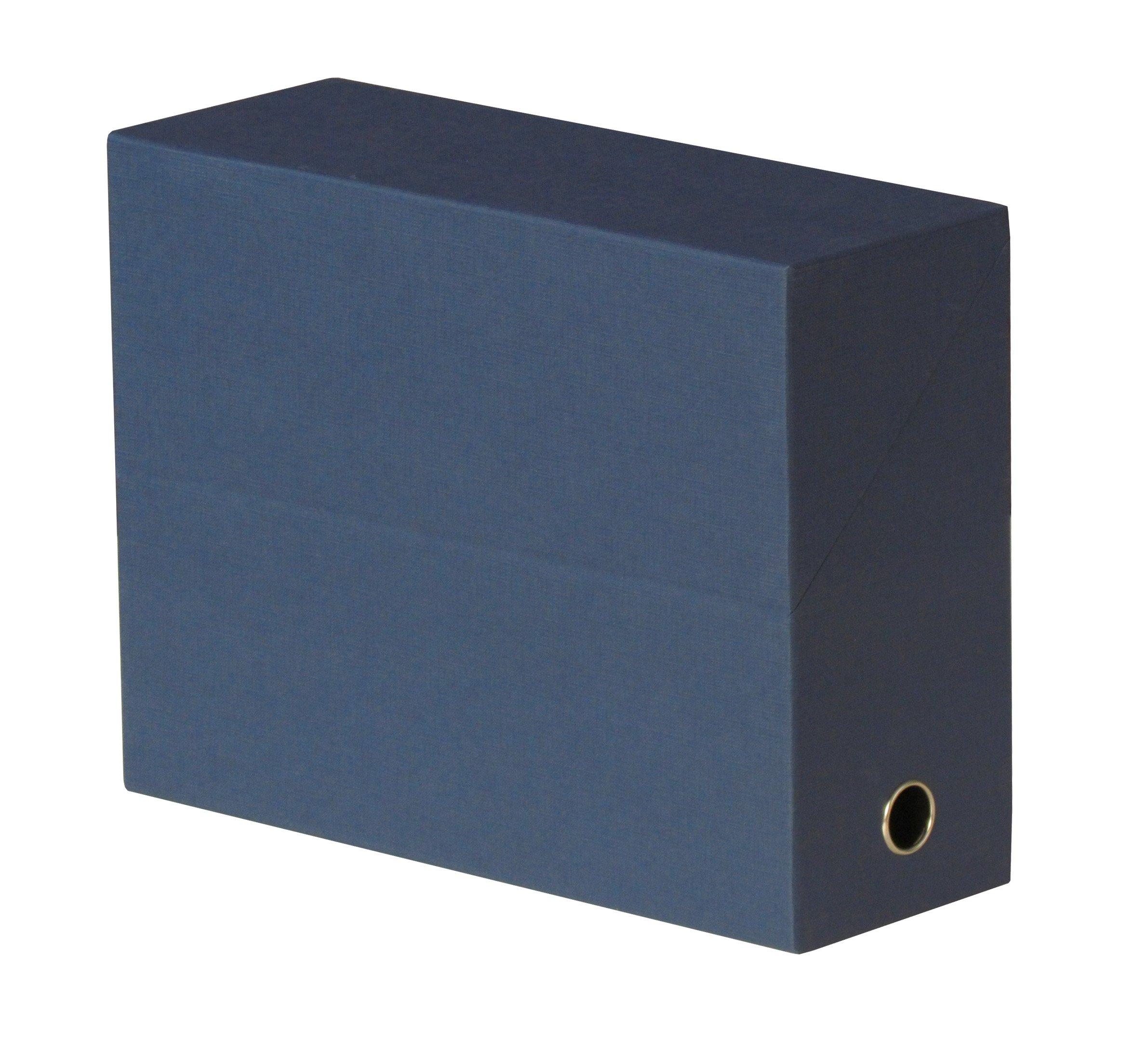 Fast 100725579 caja de transferencia ancho 12 cm Marino: Amazon.es: Oficina y papelería