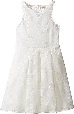 Novelty Mesh Dress (Little Kids/Big Kids)