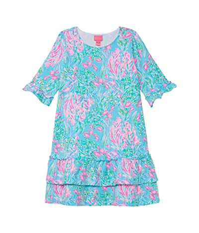 Lilly Pulitzer Kids Kailyn Dress (Toddler/Little Kids/Big Kids) Girl
