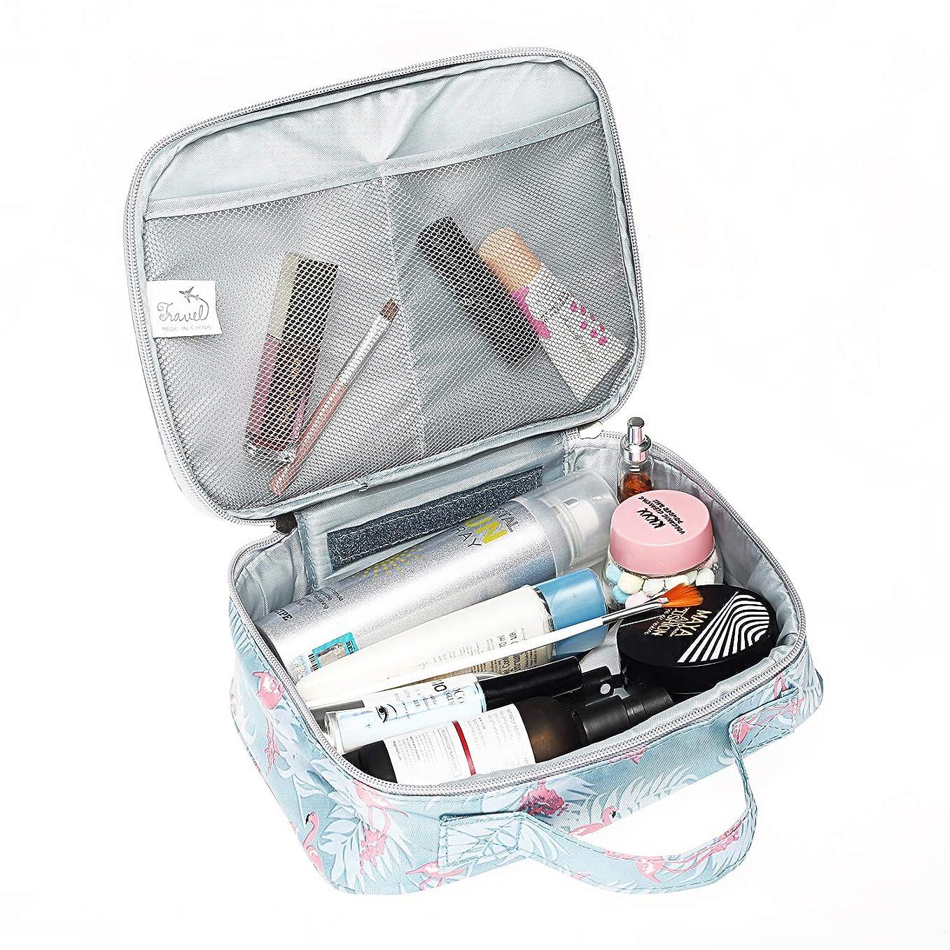 こしょう囲むケイ素メイクボックス 化粧ポーチ メイクバッグ 高品質 機能的 大容量 化粧箱 コスメボックス トラベルバッグ 化粧バッグ 化粧品収納 仕切り 旅行用 軽量 持ち運び 使いやすい 化粧道具 小物入れポーチ 可愛い