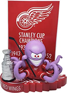 Kollectico Al The Octopus Detroit Red Wings Stanley Cup Champions NHL Bobblehead