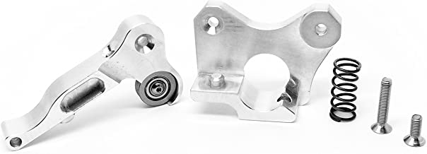 Micro Swiss CNC Machined Lever and Extruder Plate Left Hand for FlashForge Creator Pro, Finder, Guider 2, QIDI TECH
