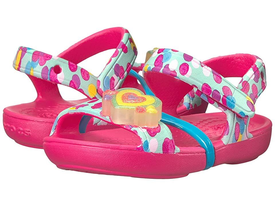 70d92d22d SKU-4205609 5 Toddler M Crocs Kids Lina Sandal (Toddler Little Kid ...